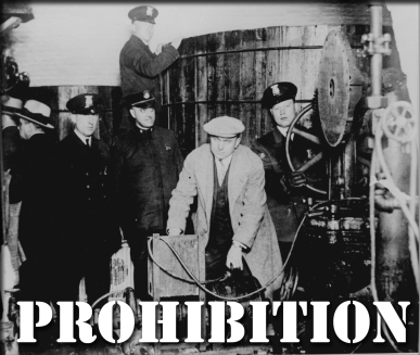 The Success of Failed Attempts:  Prohibition and US